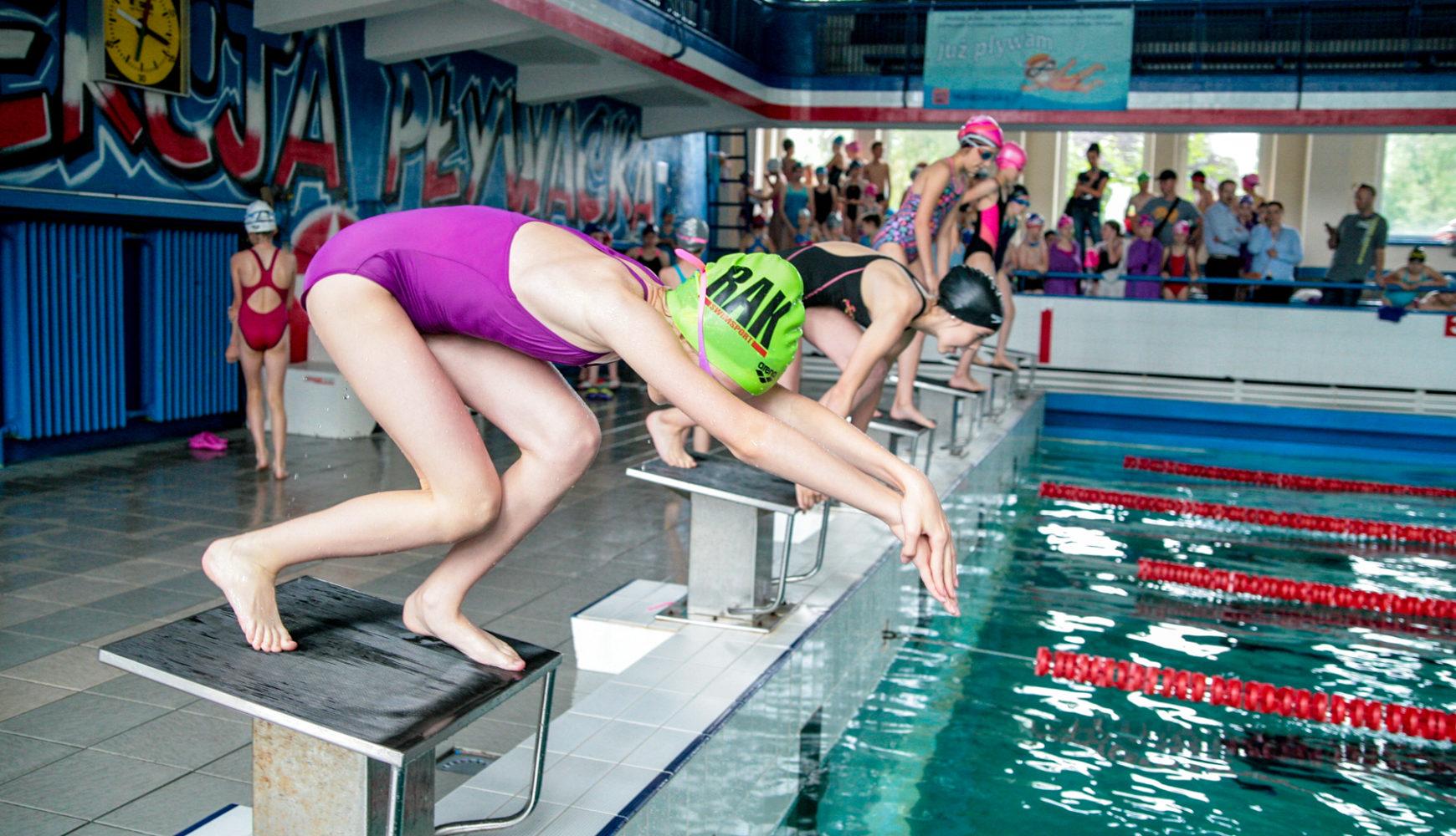 Międzyszkolne Zawody Pływackie 2016