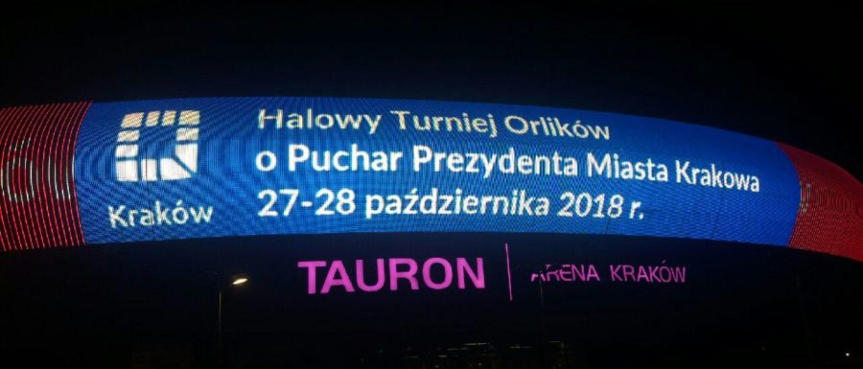 """VII Turniej """"ORLIKÓW"""" oPuchar Prezydenta Miasta Krakowa"""