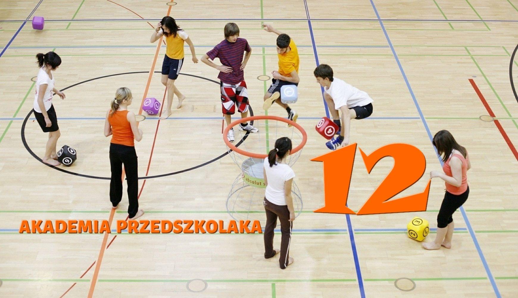 Ćwiczenia domowe – 12 – Akademia Przedszkolaka