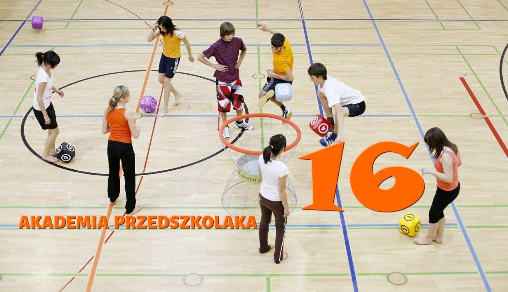 Ćwiczenia domowe – 16 – Akademia Przedszkolaka