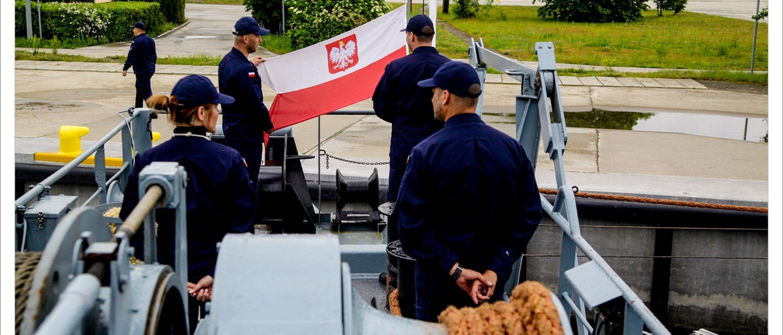 Zmiana nastanowisku Dowódcy ORP Kraków