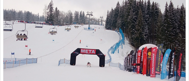 Liga MOZN wSuche Ski